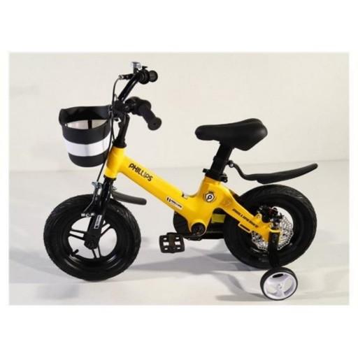 دوچرخه بچگانه منیزیم مدل 07-سایز 16 برند فیلیپس- باسلام