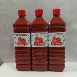 رب گوجه خانگی (ترش) 3 کیلو