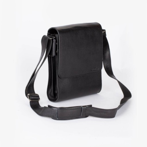کیف دستی تمام چرم طبیعی گواشیر طرح شیفر- باسلام