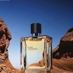 عطر تق هرمس 10میل فرانسوی خالص اسپری شیشه ای