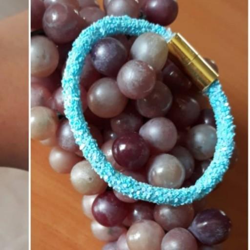 دستبند سواروسکی اهنربایی- باسلام