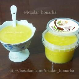 روغن زرد گاوی خانگی مادر ( 1 کیلو گرم )