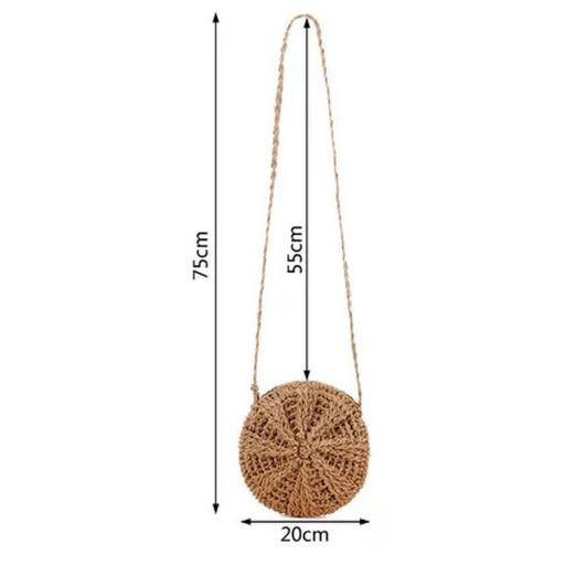 کیف دوشی بافت- باسلام