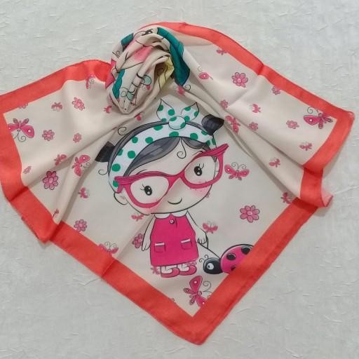 روسری بچه گانه فانتزی- باسلام