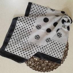 روسری نخی قواره کوچیک