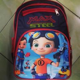 کیف مدرسه ای پسرونه 4زیپ
