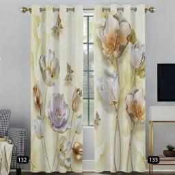 پرده تصویری اتاق خواب