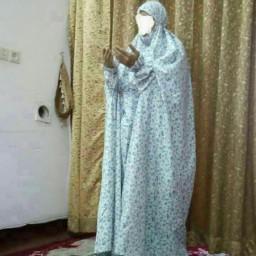 چادر نماز استین دار سایز بزرگ