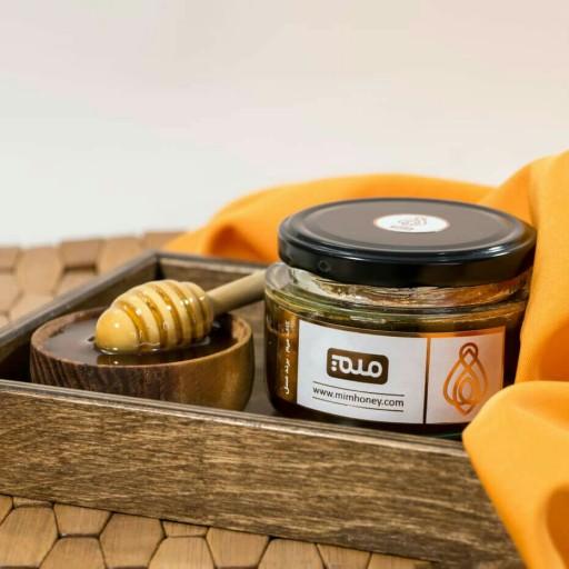 عسل با طعم اسطوخودوس کافه عسل میم - باسلام