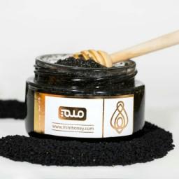 عسل و سیاهدانه معجون دوسین با عسل دیابتی