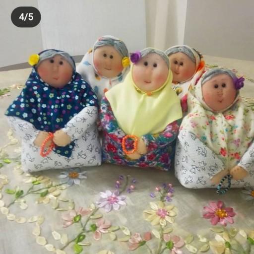 عروسک  ننه نقلی مخصوص شب عید- باسلام