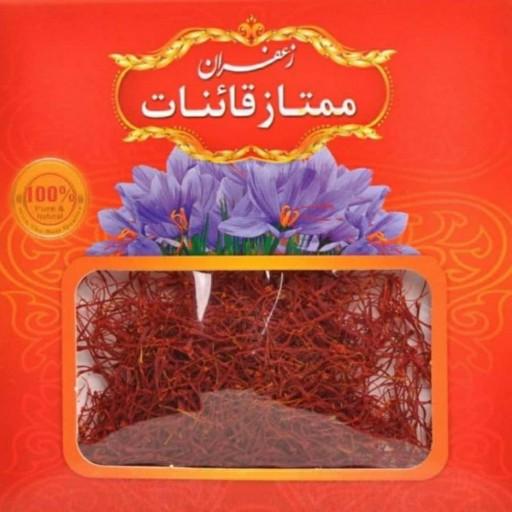 زعفران قائنات یک مثقالی ( 4/6 گرم)- باسلام