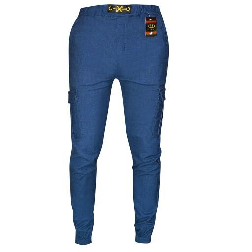 شلوار مردانه پنج جیب رنگ لی- باسلام