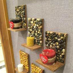 جا شمعی دیواری و رومیزی