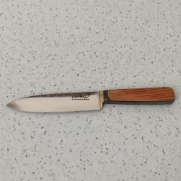 چاقو استیل آشپزخانه سایز سه