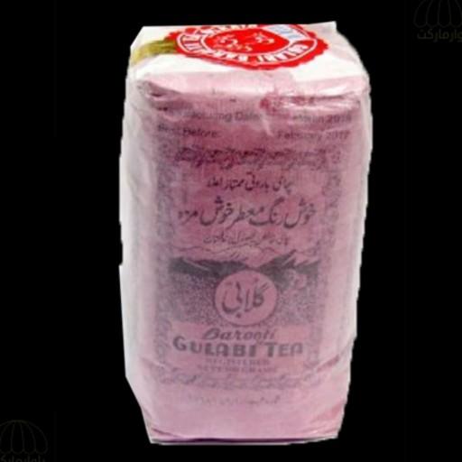 چای گلابی باروتی 500گرمی آقای عطار- باسلام