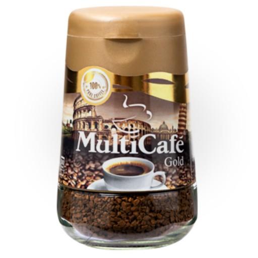پودر قهوه مولتی کافه 100 گرم آقای عطار- باسلام