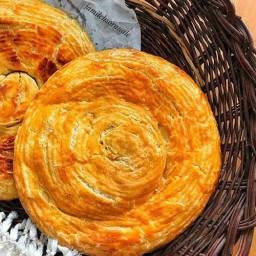نان قطلمه قوچانی(2عددی)
