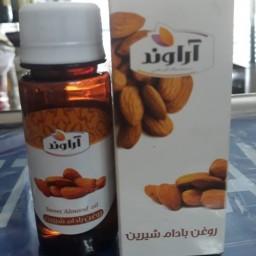 روغن بادام شیرین(60سی سی)